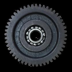 Шестерня КДН 04.605 с подшипником 307